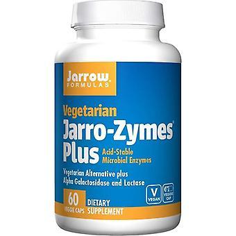 Jarrow Formulas JarroZymes Plus Vegetarian Vegicaps 60