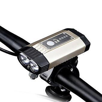 Olśniewające reflektory do rowerów górskich, super jasne