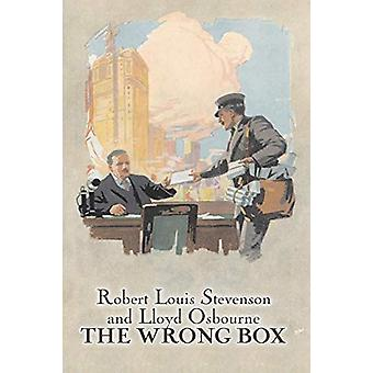The Wrong Box by Robert Louis Stevenson - Fiction - Classics - Action