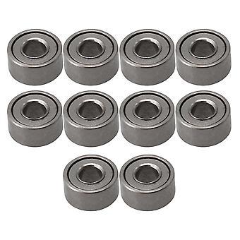10PCS MR52zz Metal Mini Miniatuur Kogellager lagers 2MMx5MMx2.5MM