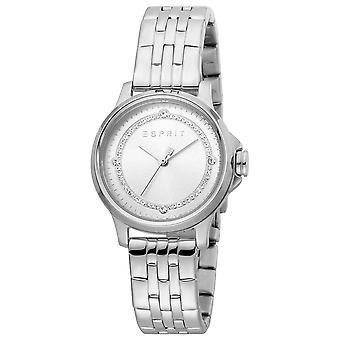 Esprit ES1L144M0055 Silver Stainless Steel Strap Ladies Watch