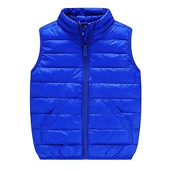 Colete infantil Winter Coats Outerwear Algodão Quente
