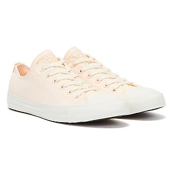 Converse All Star Peached Perfect Womens Light Pink / White Trainers