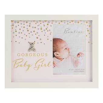 Bambino Little Stars Photo Frame Gorgeous Baby Girl