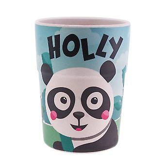 History & Heraldry Bamboo Crew Beaker Panda Holly