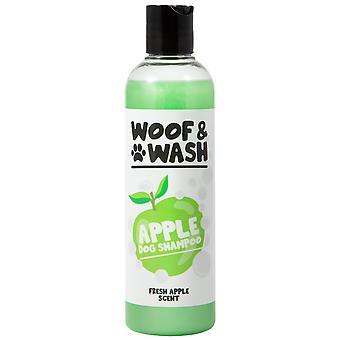 Woof &vask frisk æble duft hund shampoo 250ml