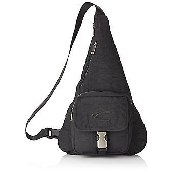 Camel Journey Backpack Fun, Black (schwarz), 32x19x43