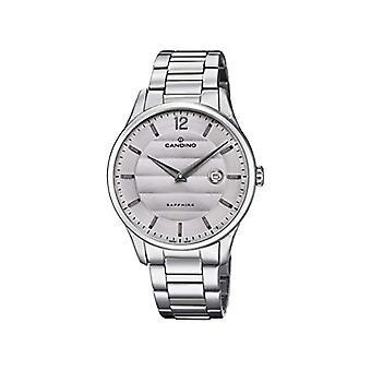 Men's Analog Quartz Watch with Stainless Steel Strap C4637/2