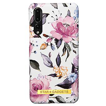 Huawei P20 Pro - Shell / Protection / Flowers