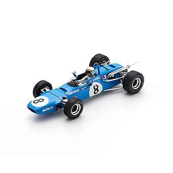 Matra MS7 Jackie Stewart (De Pau F2 Winner 1968) Diecast Model