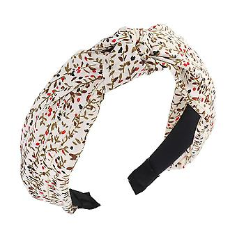 Solid Colors Knotted Hair Band