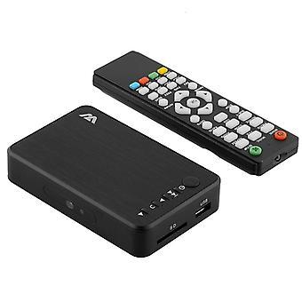 Digitaalinen mediasoitin, full Hd 1080p Multimedia Player Tv Box