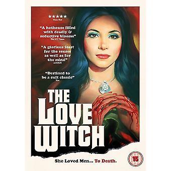 Rakkaus noita DVD