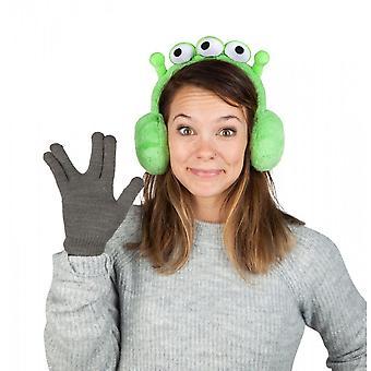 BigMouth Inc. Alien øre muffs