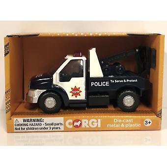 Corgi CHUNKIES CH066 Police Tow Diecast and Plastic Toy