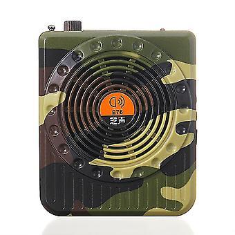 Polowanie Głośnik Bird Caller Predator Sound FM Radio MP3 Odtwarzacz pilot zdalnego sterowania