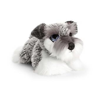 Keel Signature Cuddle Puppy Schnauzer Dog Soft Toy 32cm