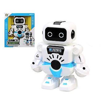 Interactive robot Dance 119695 White
