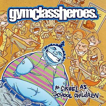 Gym Class Heroes - As Cruel As School Children Vinyl