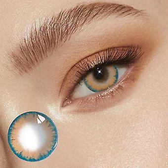 Piilolinssit silmille