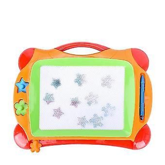 لوحة خربش الرسم المغناطيسي للأطفال الصغار قابلة للمحو رسم لعب لوحة