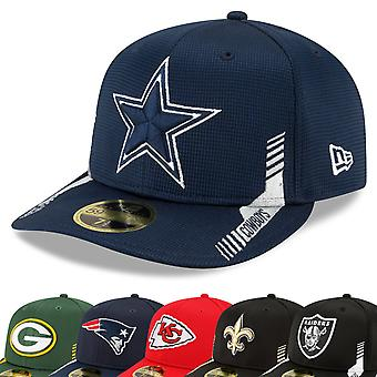 New Era 59FIFTY Low Profile Cap - NFL SIDELINE 2021 Главная