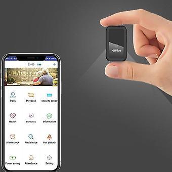 Ääninauhuri Sovellus Micro Audio Ääni Digitaalinen Salainen Paikannin Gps-tuotemerkki Xixi Spy