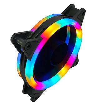 Cooling fan  silent quiet fan cooler radiator for pc computer case