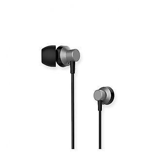 Rm-512 3.5mm Wired Music Earphone Heavy Bass In-ear Headphone For Iphone Samsung Xiaomi