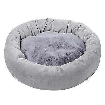 Plush Kennel Dogs Household Deep Sleep  Home Accessories ComfortablePet Litter Sleeping Bed