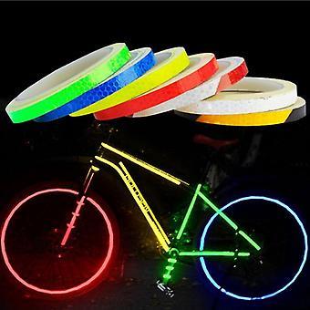 Teippi polkupyörän fluoresoivaan pyöräilyyn Mtb Tarra