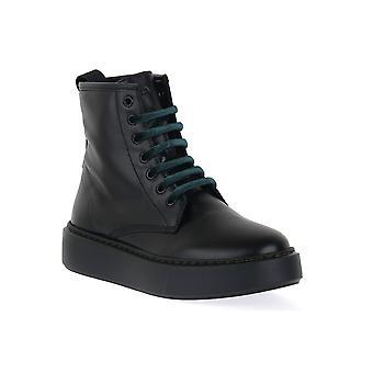 Frau dylan black green shoes