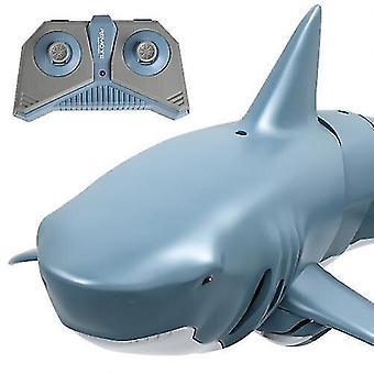 قوارب التحكم عن بعد الزوارق 2.4G محاكاة الكهربائية القرش التحكم عن بعد