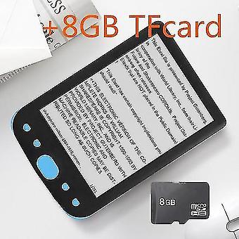 "E-book readers 11.11 Sale 6""e-ink screen bk6025 e-book reader electronic reader 800x600 resolution display"
