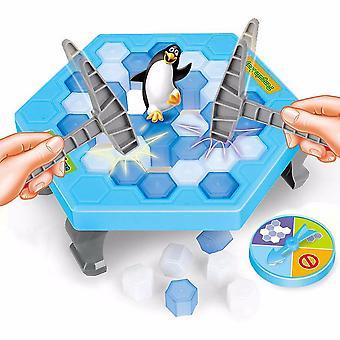 Ice Breaking Save The Penguin Kids Volwassenen Geschenken Puzzel Tafel Desktop Game