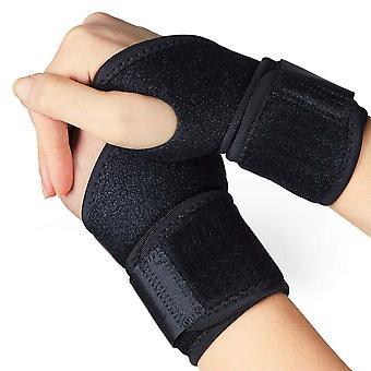 Håndleddsstøtter justerbar håndleddstøttestøtte gir håndstøtte 2 stk