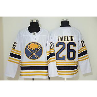 Men's Hockey Jerseys #53 Skinner #26 Dahlin #9 Eichel Jersey Movie Ice Hockey Jersey 90s Hip Hop Clothing For Party Stitched Letters And Numbers S-xxx