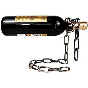 Suspended Iron Chain Wine Racks Wine Bottles Holder
