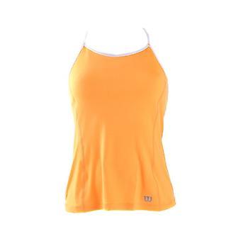 Wilson Strappy Tank Women WRA723001 universal all year women t-shirt