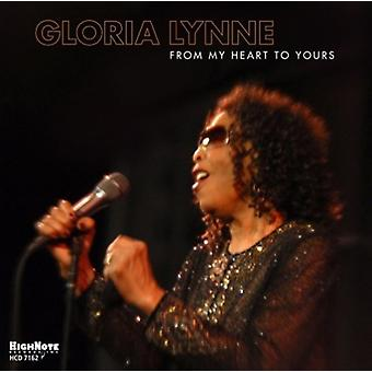 Gloria Lynne - From My Heart to Yours [CD] USA import