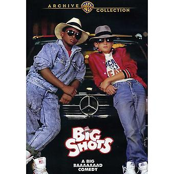 Big Shots (1987) [DVD] USA importere
