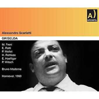 A. スカルラッティ - スカルラッティ: グリゼルダ (1960/09/27) [CD] 米国のインポート