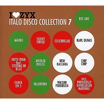 Zyx Italo Disco Collection - Vol. 7-Zyx Italo Disco Collection [CD] USA import