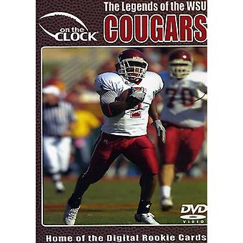 The Legends of the Cougars [DVD] USA import