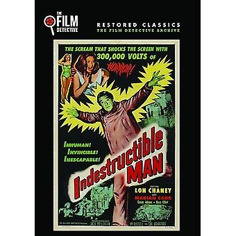 Indestructible Man [DVD] USA import