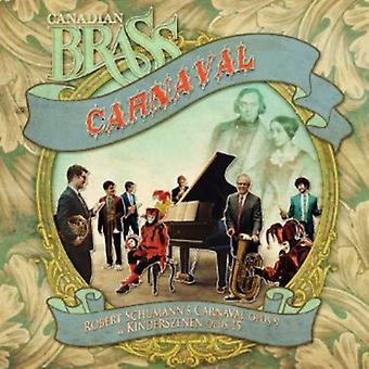 R. Schumann - Schumann: Carnaval [CD] USA import