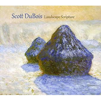 Scott Dubois - importation USA paysage l'écriture [CD]