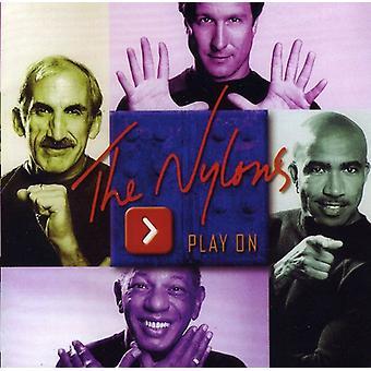 Nylons - Play on [CD] USA import