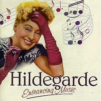 Hildegarde - Entrancing Music [CD] USA import