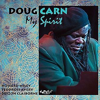Doug Carn - My Spirit [CD] USA import